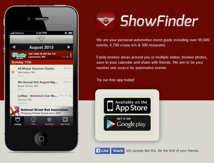 showfinder