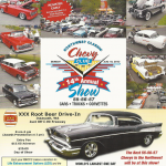 15th Annual Tri-Five Show 2014