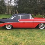 Jeanie and Bill Thornton's stupendous '56