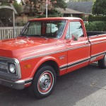 Peter Evanson's Survivor 1969 C-10