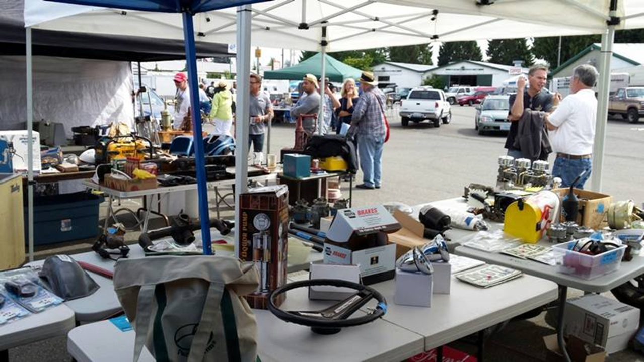 tri state swap meet and car show