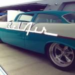 Larry's '56 Sedan.