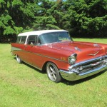 George Olsen's Cherry '57 Nomad seeks a new home