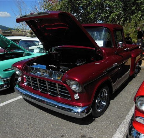 ISSAQUAH CHEVY SHOW 109
