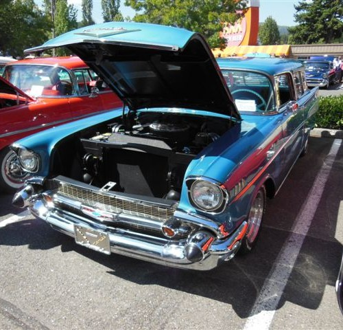 ISSAQUAH CHEVY SHOW 116