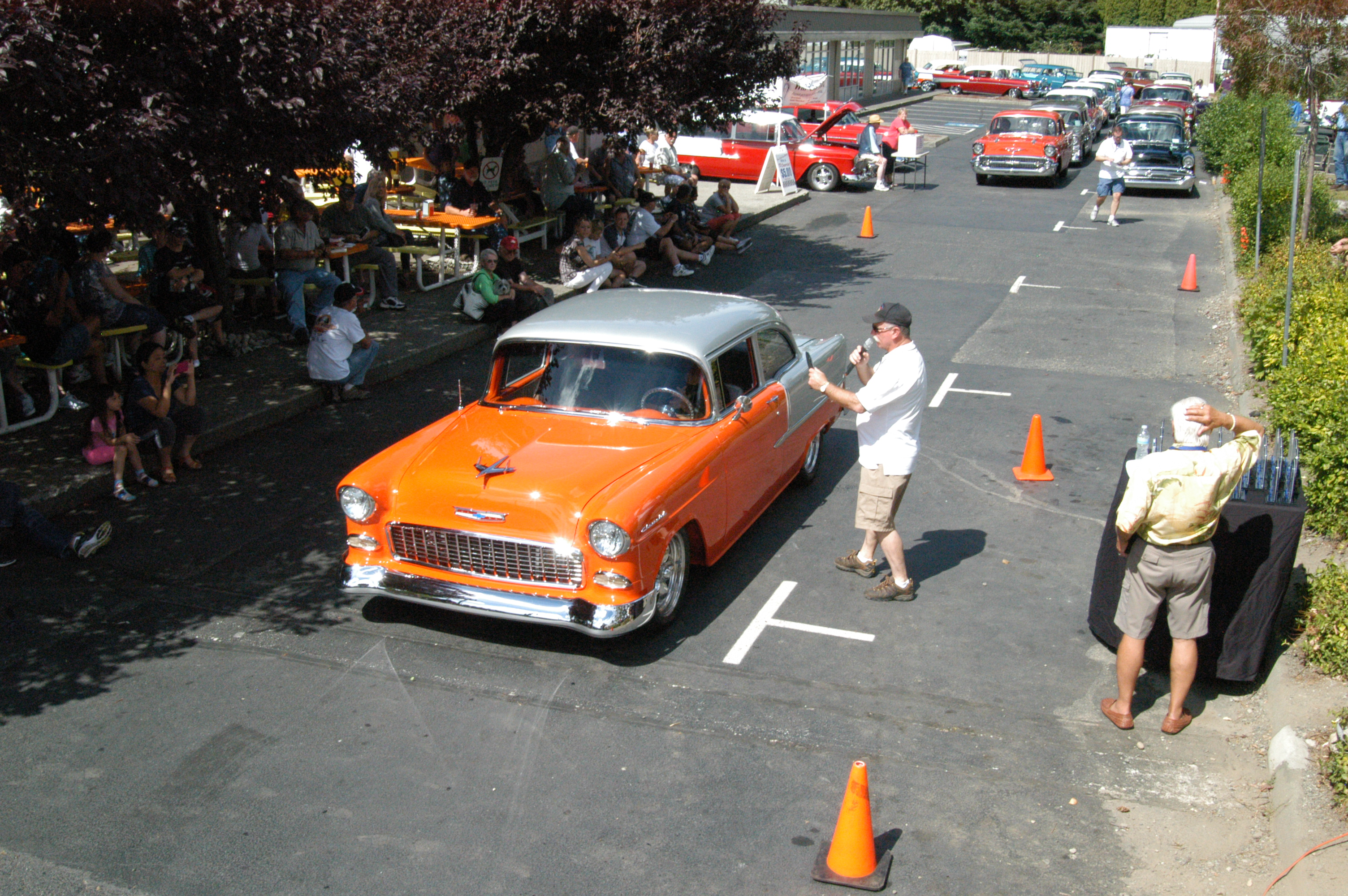 Car Show The Trophy Winners - Car show near me