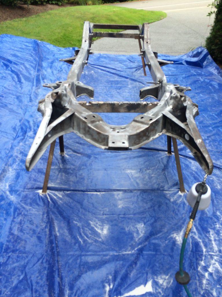 stripping-frame