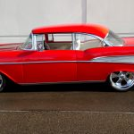 Steve Aungst's award winning '57 Chevy
