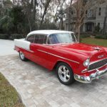 Les and Barb Neale's '55 BelAir Sport Coupe