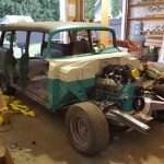 Matt Byers '57 210 4 Door Wagon