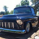 Jeffrey Schaberg's transformed '55 Pickup