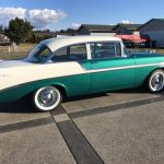 James Trehearne's clean '56 BelAir