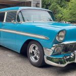 Edy's '56 BelAir Beauville 4 door wagon