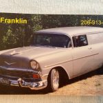 Jim Franklin's '56 Sedan Delivery – Up For Sale